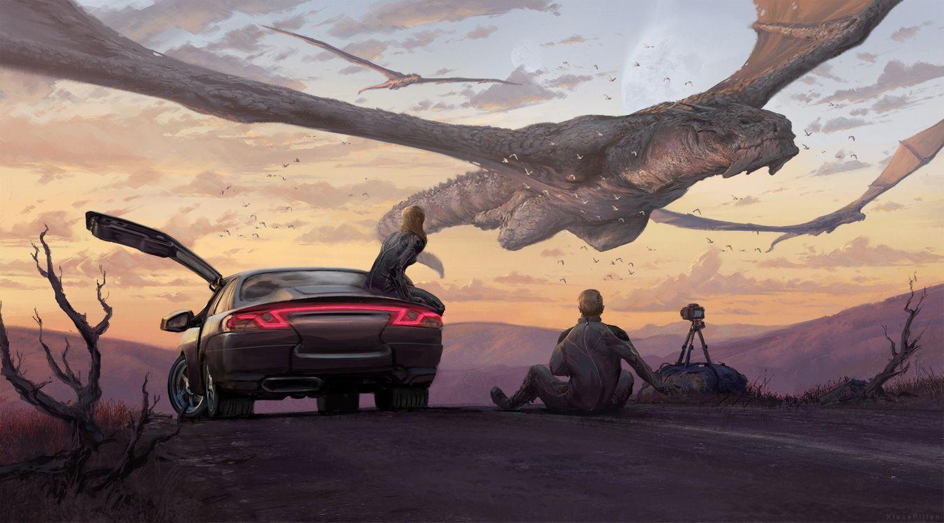Фото бесплатно Клаус Пиллон, Достопримечательности, камера, автомобиль, дракон, Klaus Pillon, Sightseeing, camera, car, dragon, рендеринг