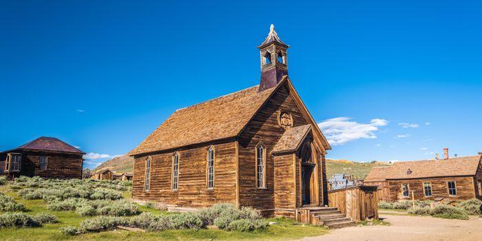 Фото бесплатно природа, церковь, Калифорния