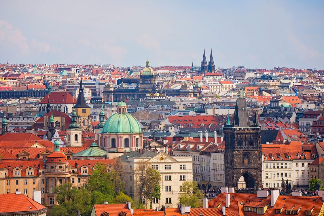 Фото бесплатно Praha, Czech Republic, Прага, Чехия, город