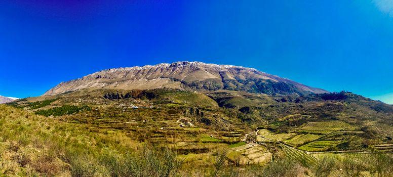 Бесплатные фото гора,пейзаж,албания,небо,горные рельефы,highland,монтировать декорации,пустыня,холм,растительность,пастбище,гребень