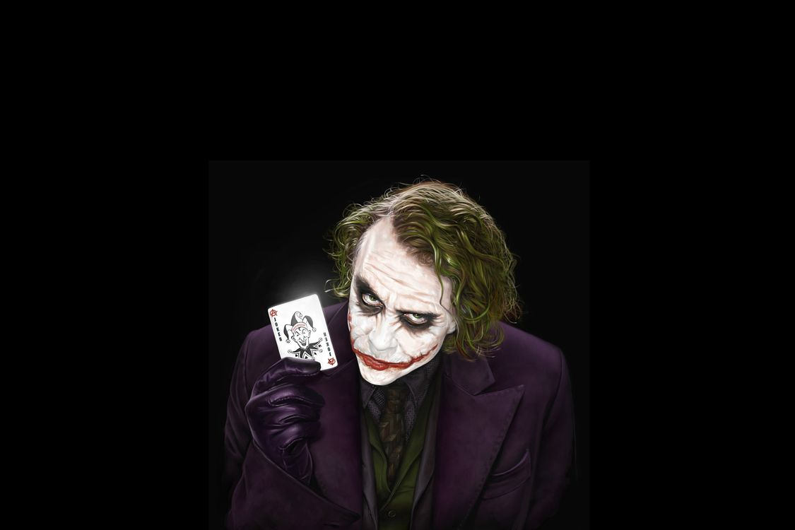 Photo Joker gloves map - free pictures on Fonwall