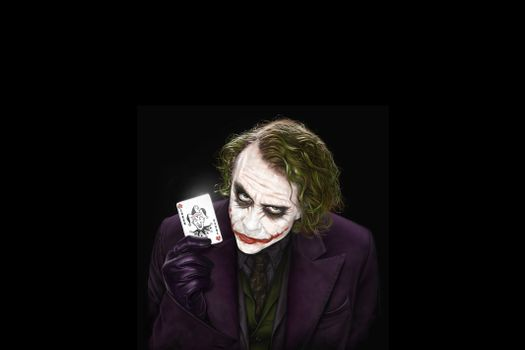 Заставки Joker, перчатки, карта