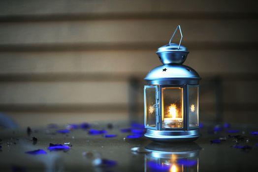 Заставки фонарь, свет, отражение
