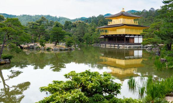Photo free Japan, pond, Kyoto