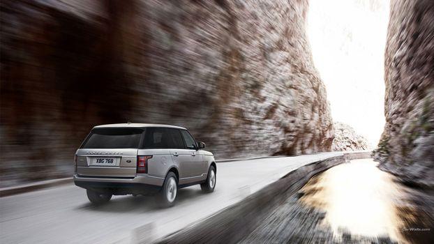 Photo free car, Range Rover, land transport