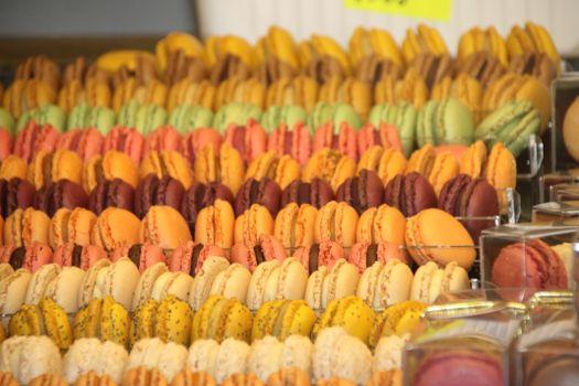 Photo free macaroni, desert, sweets