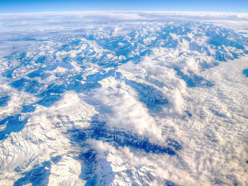 Фото бесплатно По Швейцарским Альпам, горы, Альпы - на рабочий стол