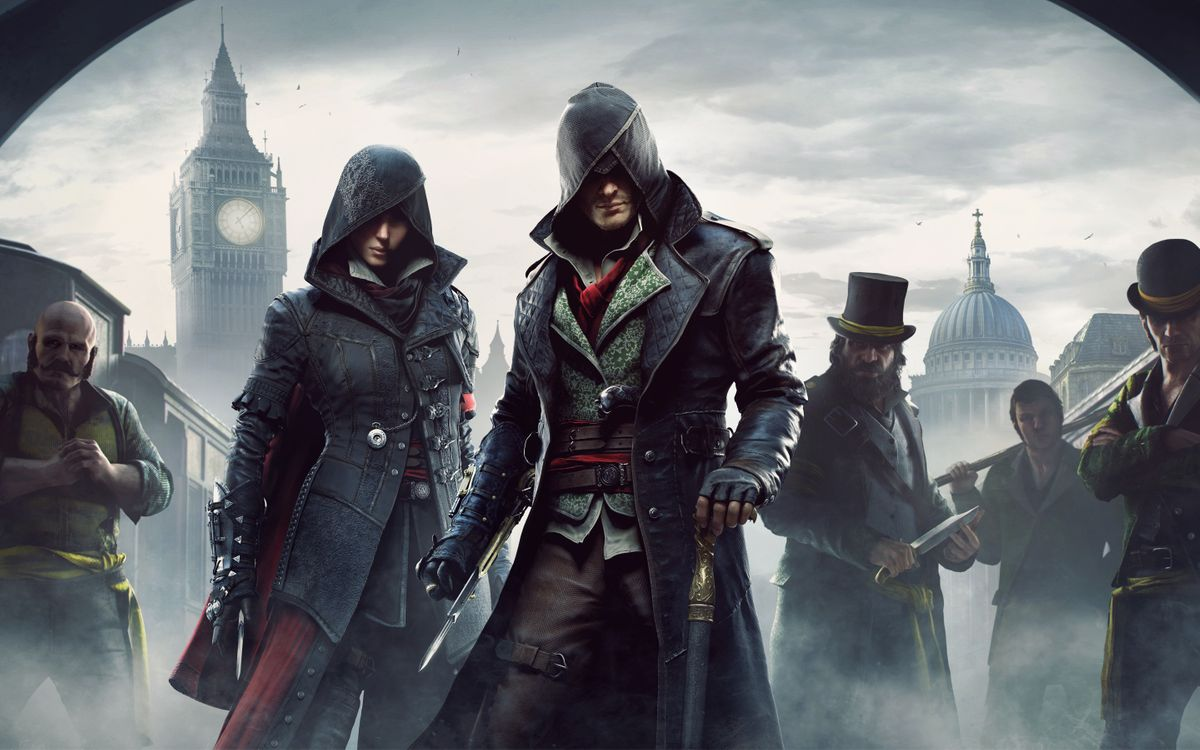 Photo Assassins Creed Syndicate Assassins Creed games - free pictures on Fonwall