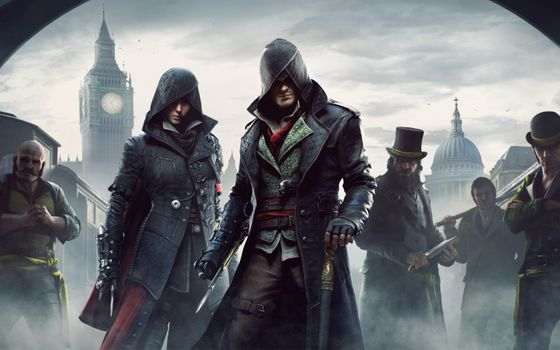 Фото бесплатно Assassins Creed Syndicate, Assassins Creed, игры
