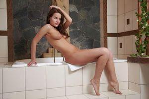 Бесплатные фото Linda,Olania T,Paulette A,модель,красотка,голая,голая девушка