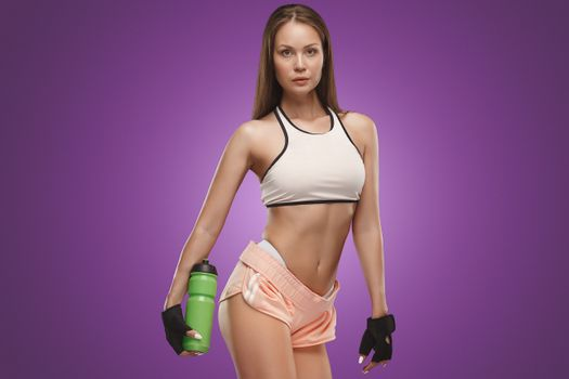 Фото бесплатно девушки, спорт, перчатки