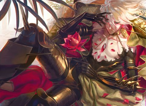 Photo free karna, cool anime boy, fate grand order