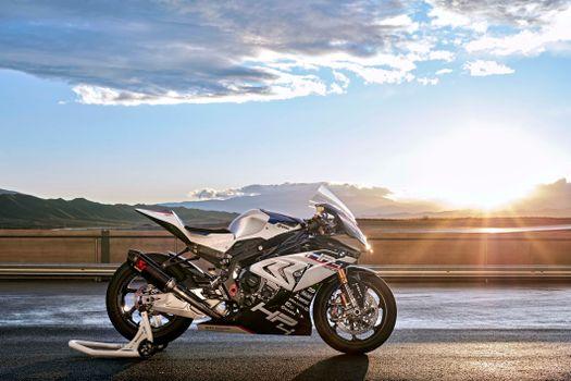 Photo free BMW, motorcycles, Bmw H4 Race