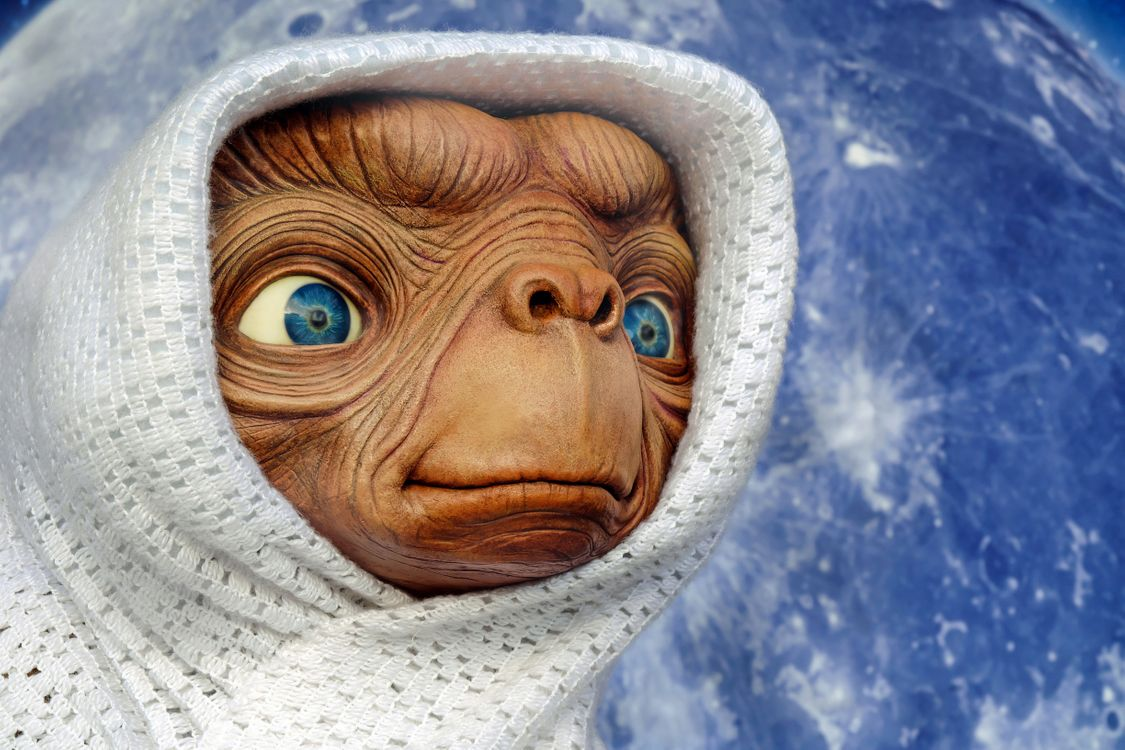 Фото бесплатно внеземной, существо, фигура, фантазия, научная фантастика, голова, лицо, кинофильм, фантастика