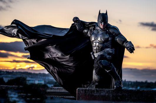 Фото бесплатно Batman, супергерои, Cosplay