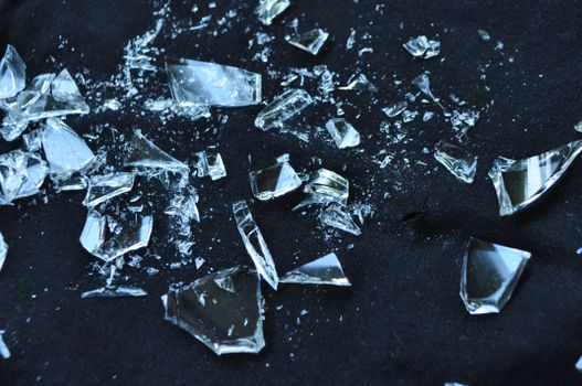 Фото бесплатно черно-белый, стекло, лед