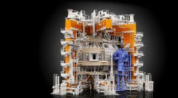 Фото бесплатно Токамак, термоядерный, реактор