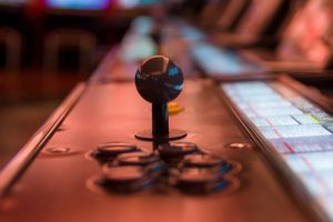 Photo free video games, arcade, 500 pixels