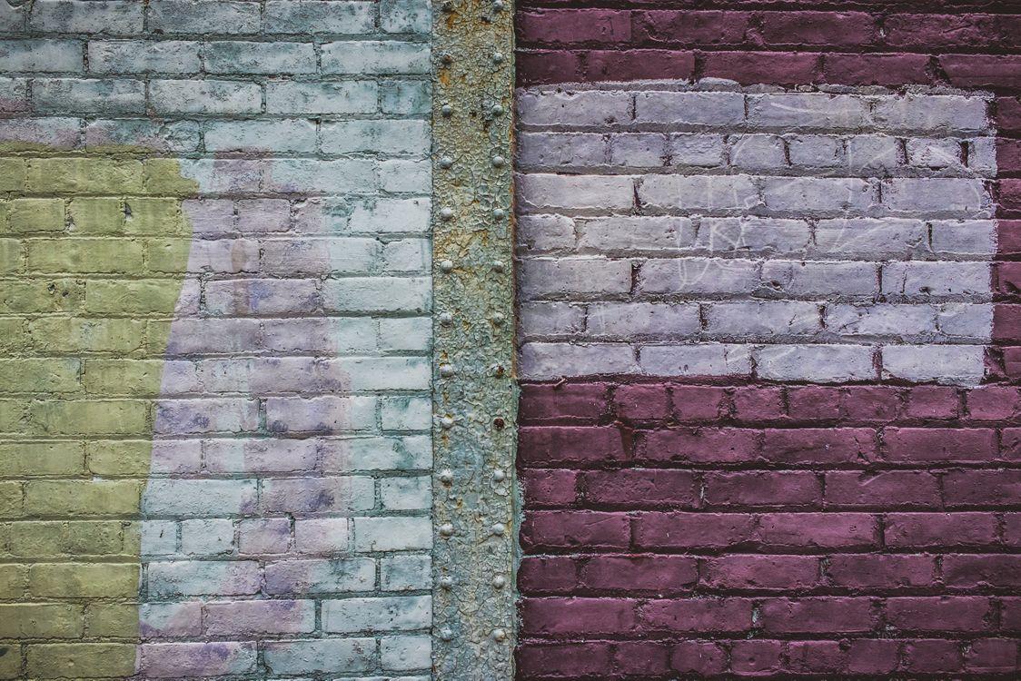 Фото бесплатно стена, кирпич, текстура, wall, brick, texture, текстуры