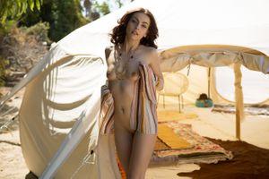 Фото бесплатно сексуальная девушка, загорелая, брюнетка