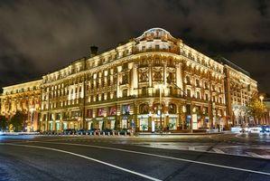 Бесплатные фото Гостиница Националь,Москва,Россия