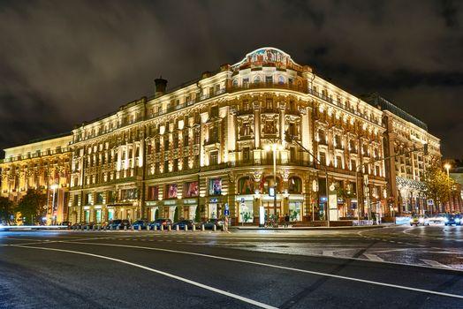 Фото бесплатно Гостиница Националь, Москва, Россия