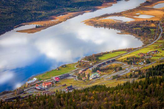 Photo free Are, Norway, autumn