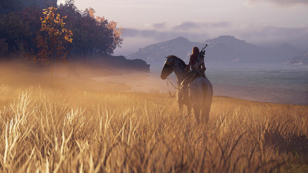 Фото бесплатно Assassins Creed Odyssey, кредо убийцы, игры 2018 года