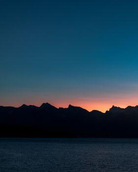Бесплатные фото Gibsons,канада,горы,море,берег,горизонт,закат,gibsons,canada,mountains,sea,shore