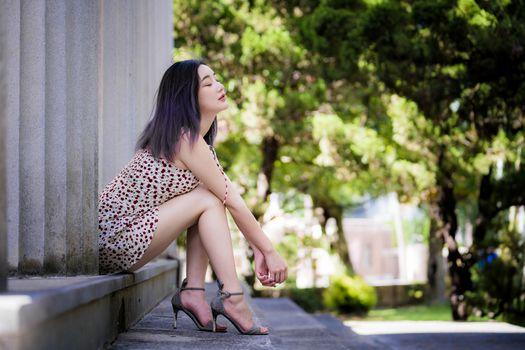 Photo free asiatic, girls, asian dress