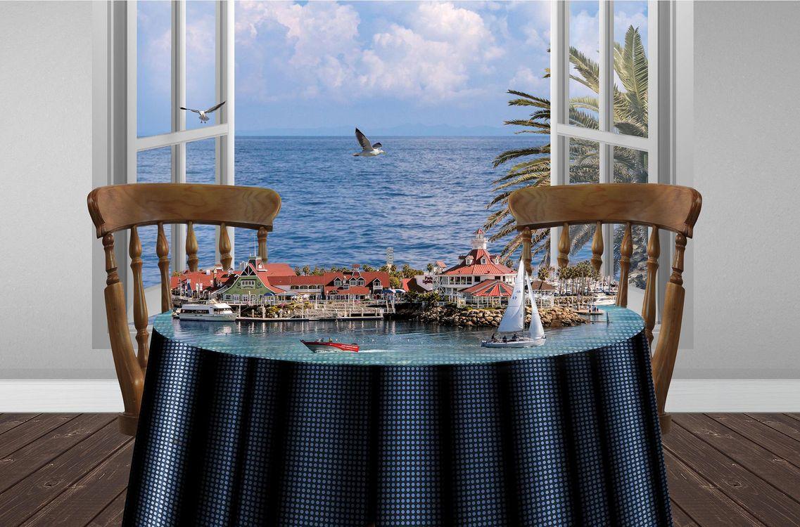 Фото бесплатно комната, стол, окно - на рабочий стол