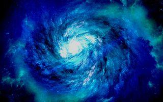 Фото бесплатно космос, вселенная, свечение, невесомость, вакуум, галактика, art
