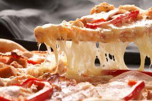 Бесплатные фото пицца,плавится,сыр,томаты,Моцарелла