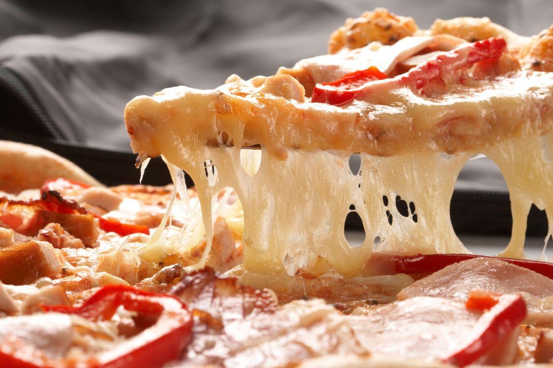 Фото бесплатно пицца, плавится, сыр - на рабочий стол
