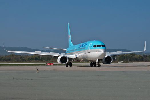 Бесплатные фото Boeing 737- 800,самолёт,Боинг