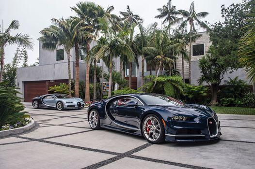 Photo free Bugatti, 2017 cars, Bugatti Chiron