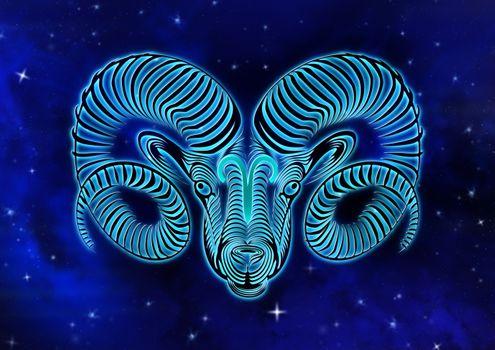 Photo free Aries, zodiac sign, horoscope