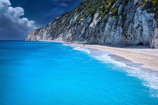 Фото бесплатно пляжи, синее, пещеры