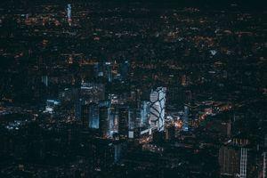 Заставки Пекин, Китай, ночной город