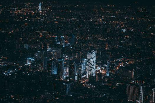 Photo free Beijing, China, night city