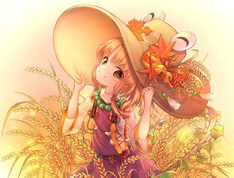 Фото бесплатно Мория сувако, Тохо, блондинка