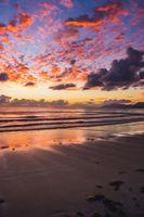 Фото бесплатно море, берег, песок, горизонт, sea, shore, sand, horizon