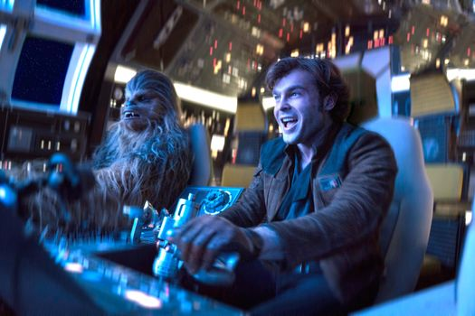 Фото бесплатно Хан Соло Звёздные Войны Истории, фильмы 2018 года, фильмы