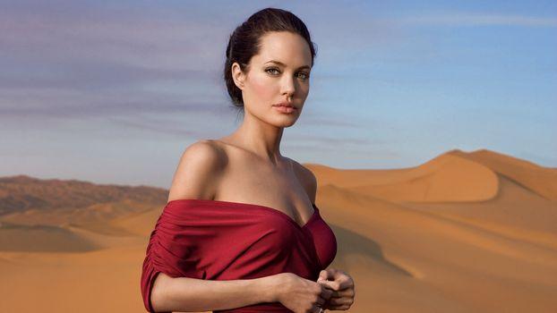 Photo free actress, Angelina Jolie, girls