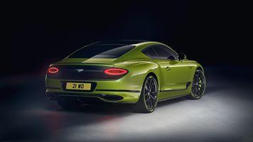 Фото бесплатно Bentley Continental, Bentley, 2019 автомобили