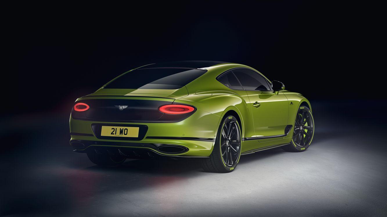 Фото бесплатно Bentley Continental, Bentley, 2019 автомобили - на рабочий стол