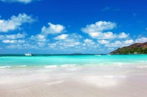 Фото бесплатно лодки, пляж, остров