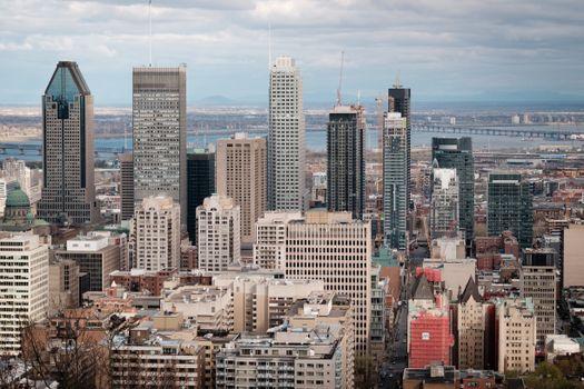 Photo free aerial photography, horizon, city