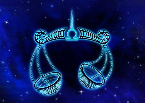 Photo free Libra, zodiac sign, horoscope