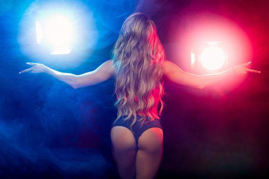 Photo free Marlana, light, panties